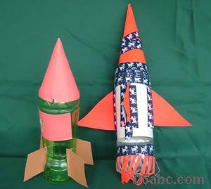 [转载]塑料火箭制作过程