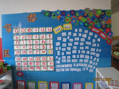 数学区域角_小班语言区域材料图片展示_小班语言区域材料相关图片下载