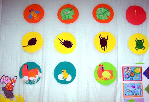 幼儿园主题墙-图片