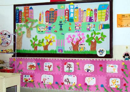 表谈家园合作  农村幼儿园家园互动的有效措施  家园同步进行环境教育