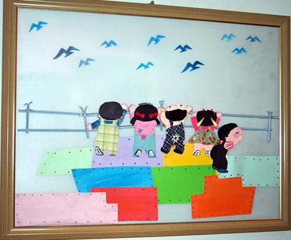 幼儿园环境布置1