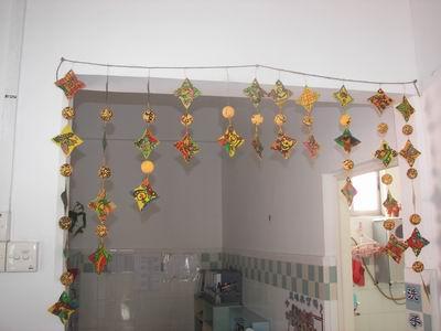 幼儿园吊饰图片1:闪闪的星星