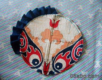 [转载]幼儿沙包与布飞盘制作方法