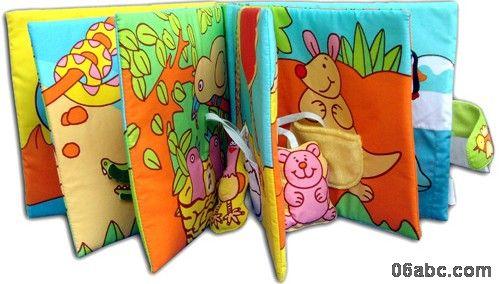 【图】幼儿书籍插画:动物世界