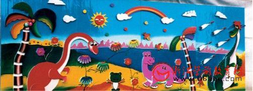 恐龙世界海洋世界 儿童世界_乐乐简笔画