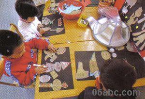 4每个区域内合理布置,开辟幼儿作品展示的空间 1 慈溪农民画图片