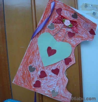 幼儿园主题墙布置图片:教师节