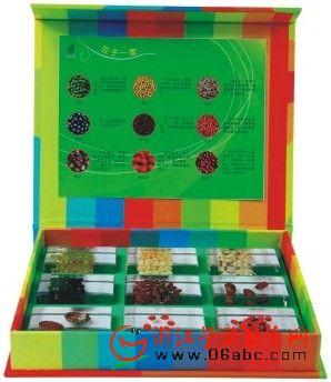 豆子的一家-标本 - 动物植物标本 - 幼儿园教具
