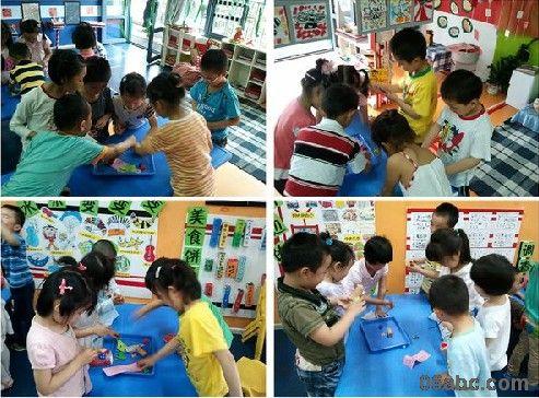 中班科学活动优质教案:好玩的磁铁
