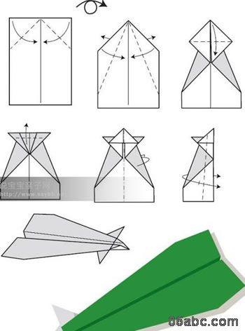 幼儿园手工制作:飞机