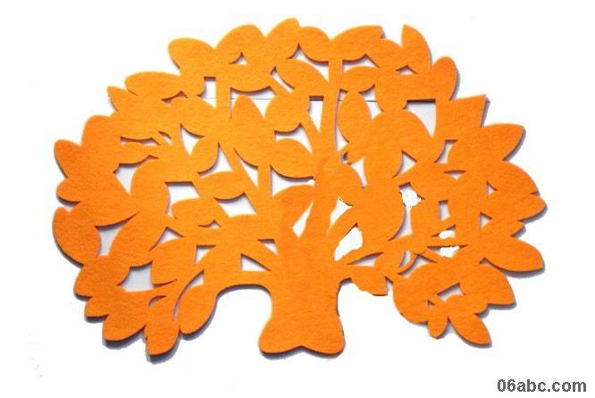 diy材料 小树/幼儿园环境布置材料/墙面装饰