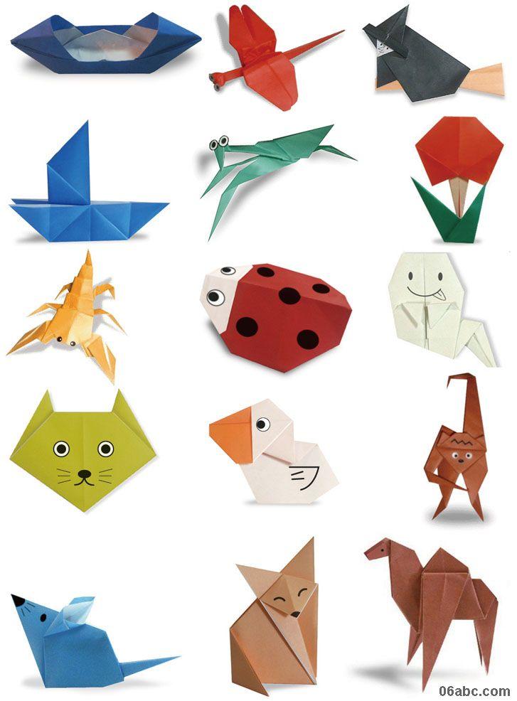 1000张彩色手工折纸/儿童剪纸