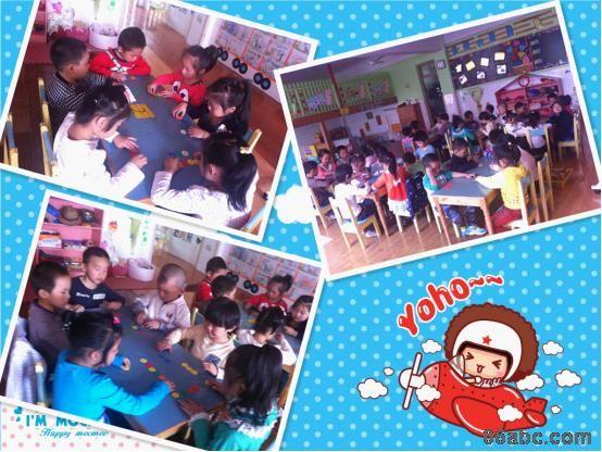 园所风车 宁波 小小雪花片,让孩子边玩边学--记江南幼儿园数学活动