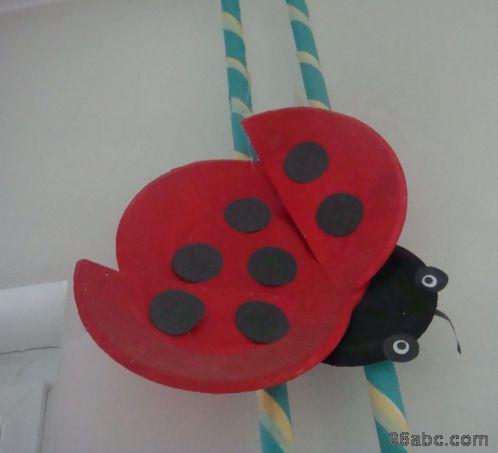 幼儿园玩教具手工小制作欣赏