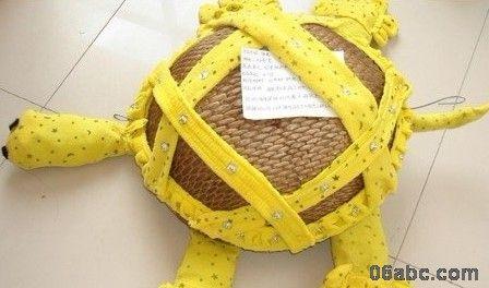 幼儿园手工制作图片:小乌龟