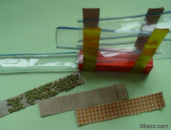 幼儿园大班科学区角中如何投放材料图片范例