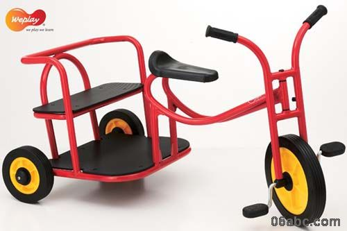儿童三轮车/脚踏