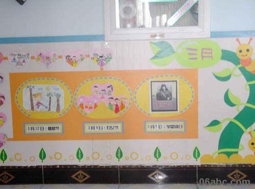 幼儿园艺术环境布置赏析-区角环境布置-图片- 资源