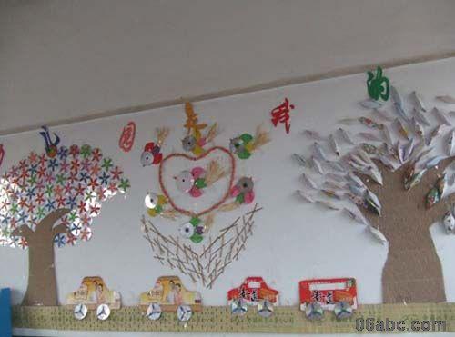 本土特色主题墙饰欣赏-幼儿园主题墙-图片- 资源下载
