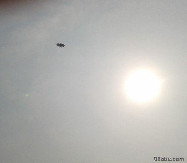 空白风筝星空手绘图案
