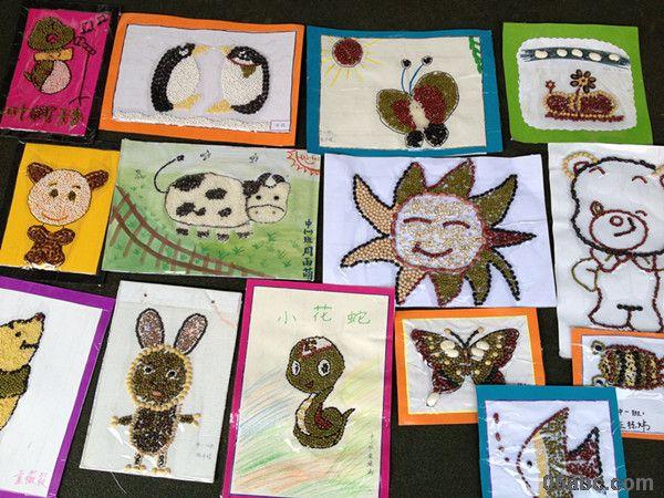 幼儿园简单画画步骤小白兔