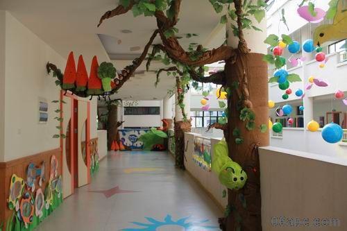幼儿园保护水资源主题墙