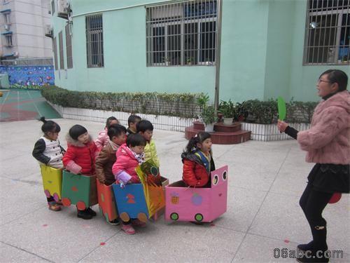庆元县实验幼儿园开展元旦假期安全教育