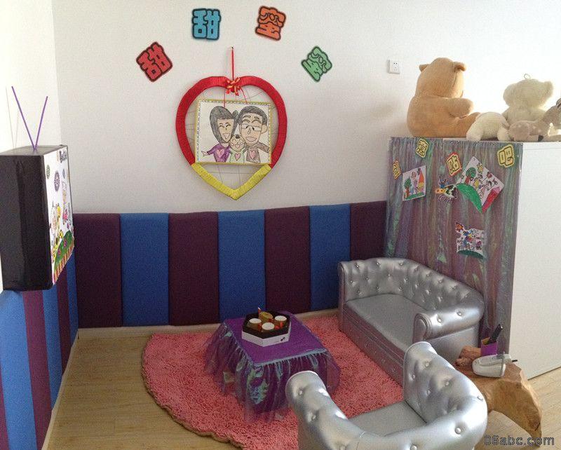 天地--古林镇薛家幼儿园角色游戏环境创设展示与交流