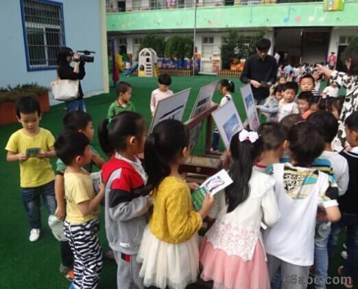 胜山实幼开展禁毒宣传教育活动