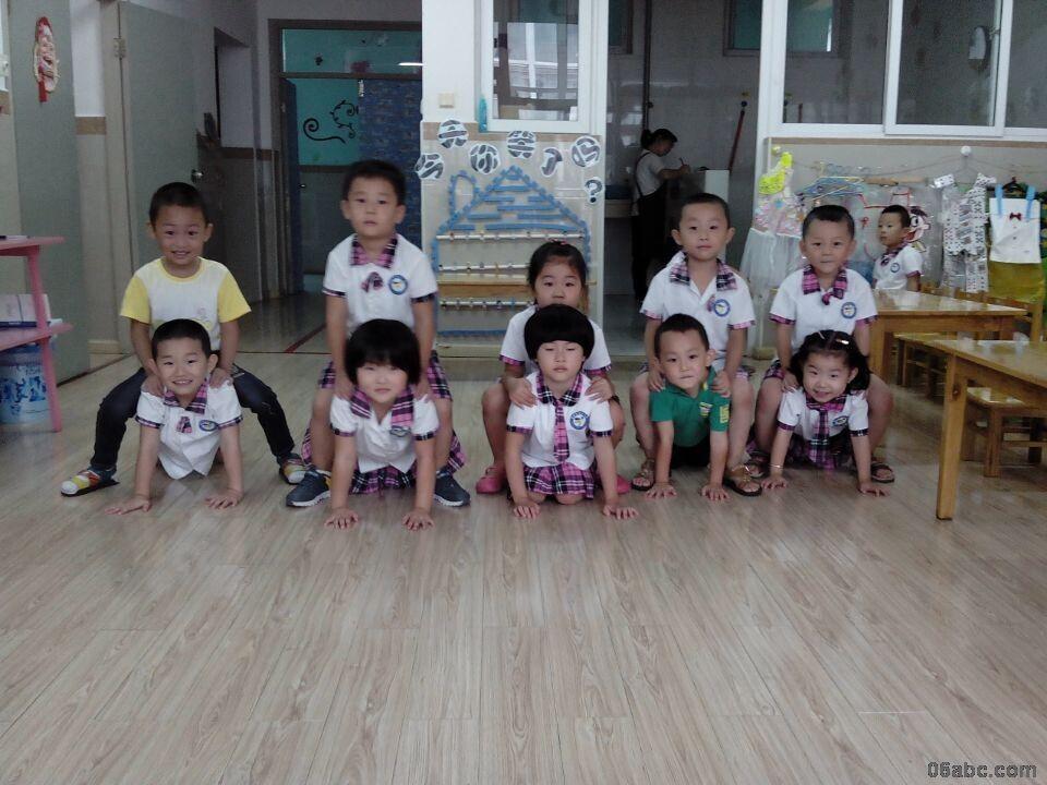 首南泰安幼儿园—做你的白龙马