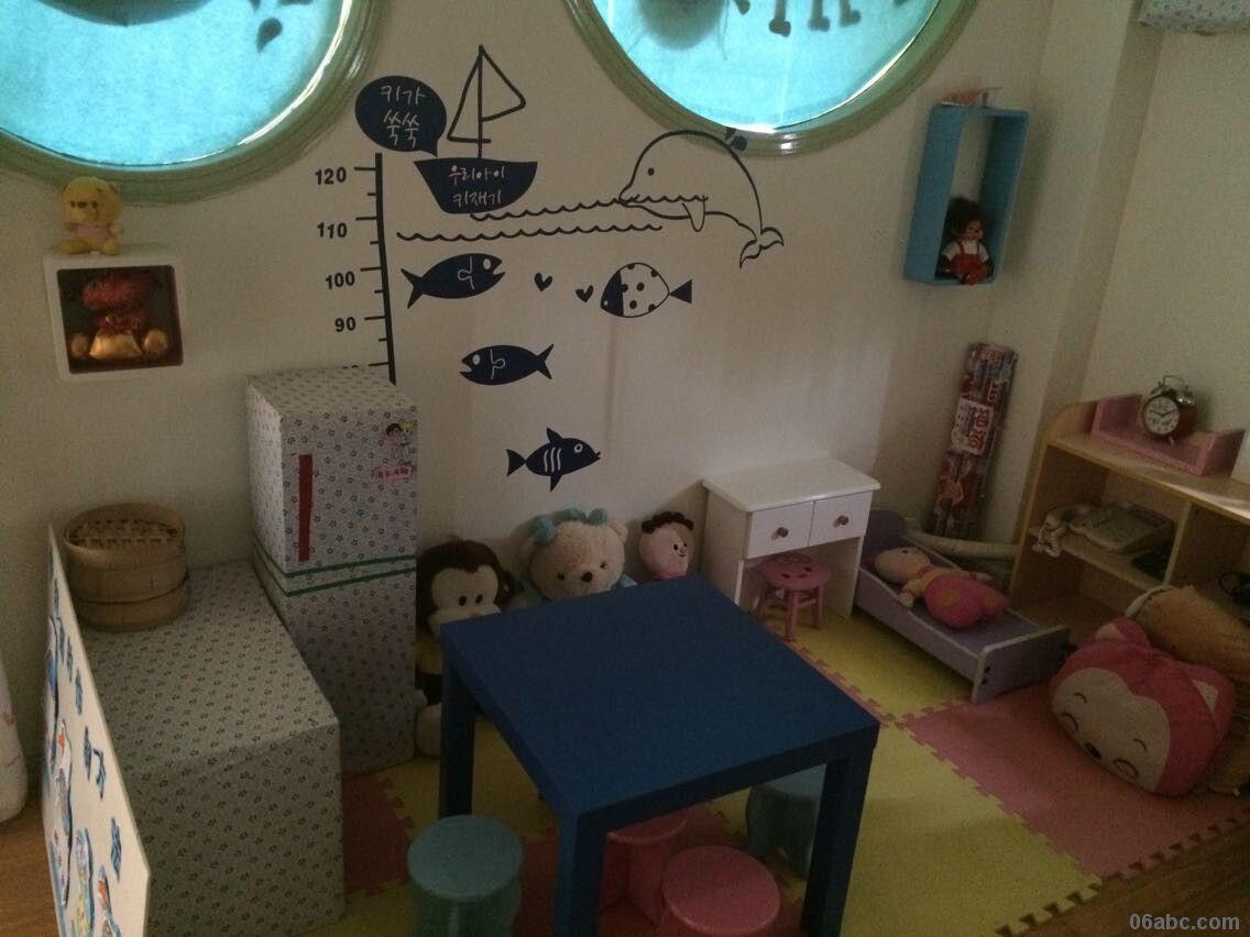 区域展风情——记首南中心幼儿园小二班区域环境创设