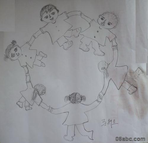 幼儿园开展教师简笔画评比活动