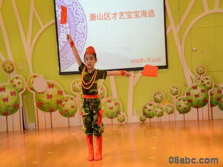 萧山区瓜沥镇幼儿园:多才多艺的瓜幼娃