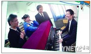 男幼师培养即将中断 北京男幼师今年上演绝版唱