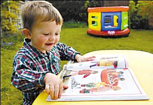 [最新研究]幼儿看照片比插图学东西快