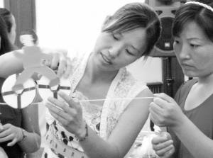 天津市幼儿园优秀自制玩教具展评决赛落下帷幕