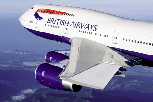 英国航空公司推出让孩子享受远游乐趣活动