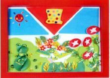 幼儿园民间游戏论文_幼儿园自制玩教具:暖和的天气-- 分类导航 - 浙江学前教育网