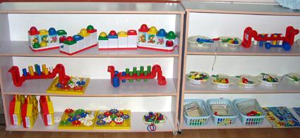 幼儿园活动区布置14图片