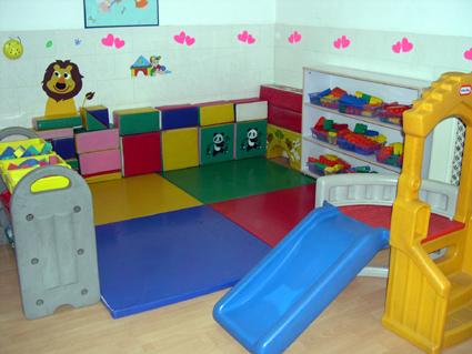 幼儿园活动区布置16