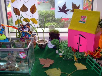 本站将及时处理 上一条: 幼儿园区角布置:活动区材料2 下一条:  幼儿