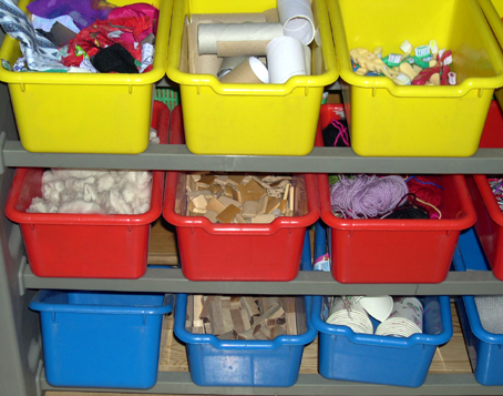 幼儿园区角布置:活动区材料5-区角环境布置-图片