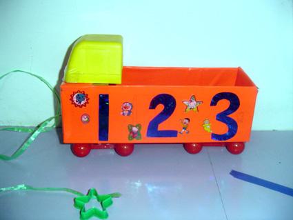 儿童区角教具手工制作大全图解