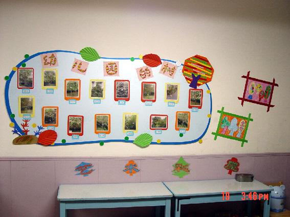 幼儿园民间游戏论文_幼儿园环境布置:幼儿园的树-幼儿园主题墙-图片- 资源下载 ...