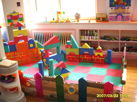 幼儿园环境布置:建构区11