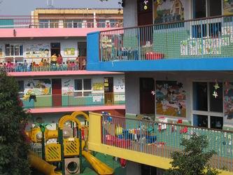 上一条: 幼儿园户外环境:教学楼6 下一条:  幼儿园户外环境:艺术长廊