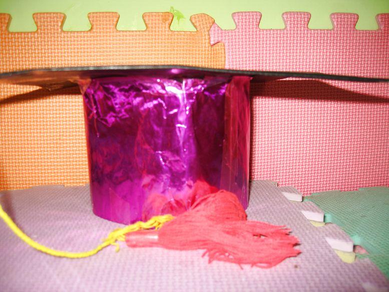 幼儿教师玩教具制作:博士帽