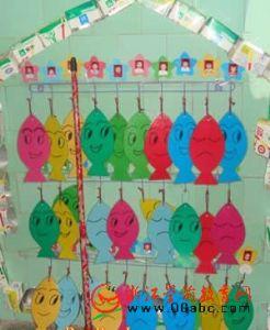 幼儿园环境布置:区角-提线娃娃