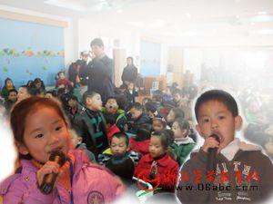 """临浦幼:""""快乐童声""""唱歌比赛"""