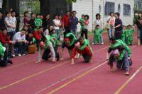 """天马幼儿园""""迎奥运"""" 亲子运动会圆满成功"""